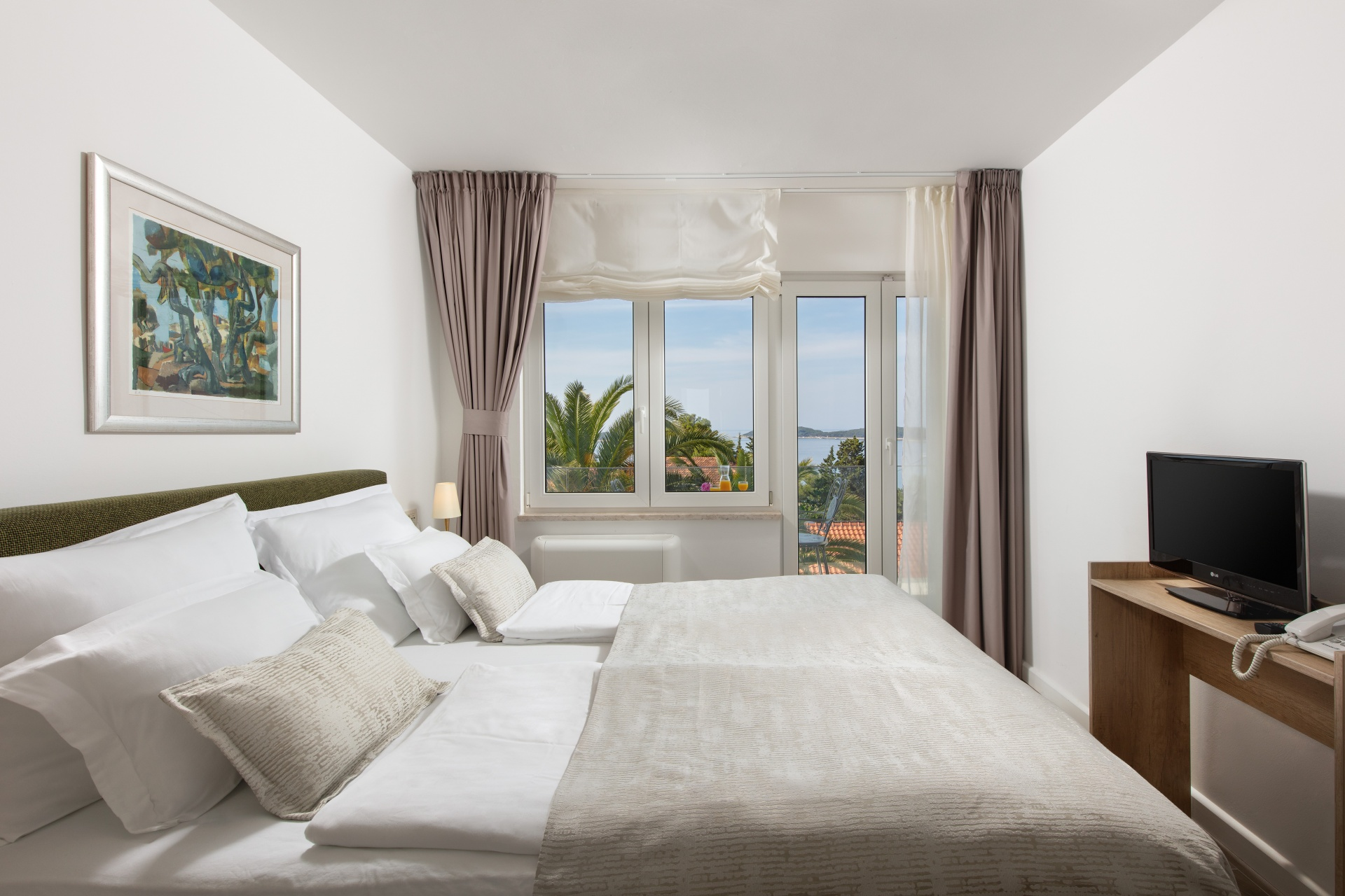 Hotel Pharia Hvar double bed room