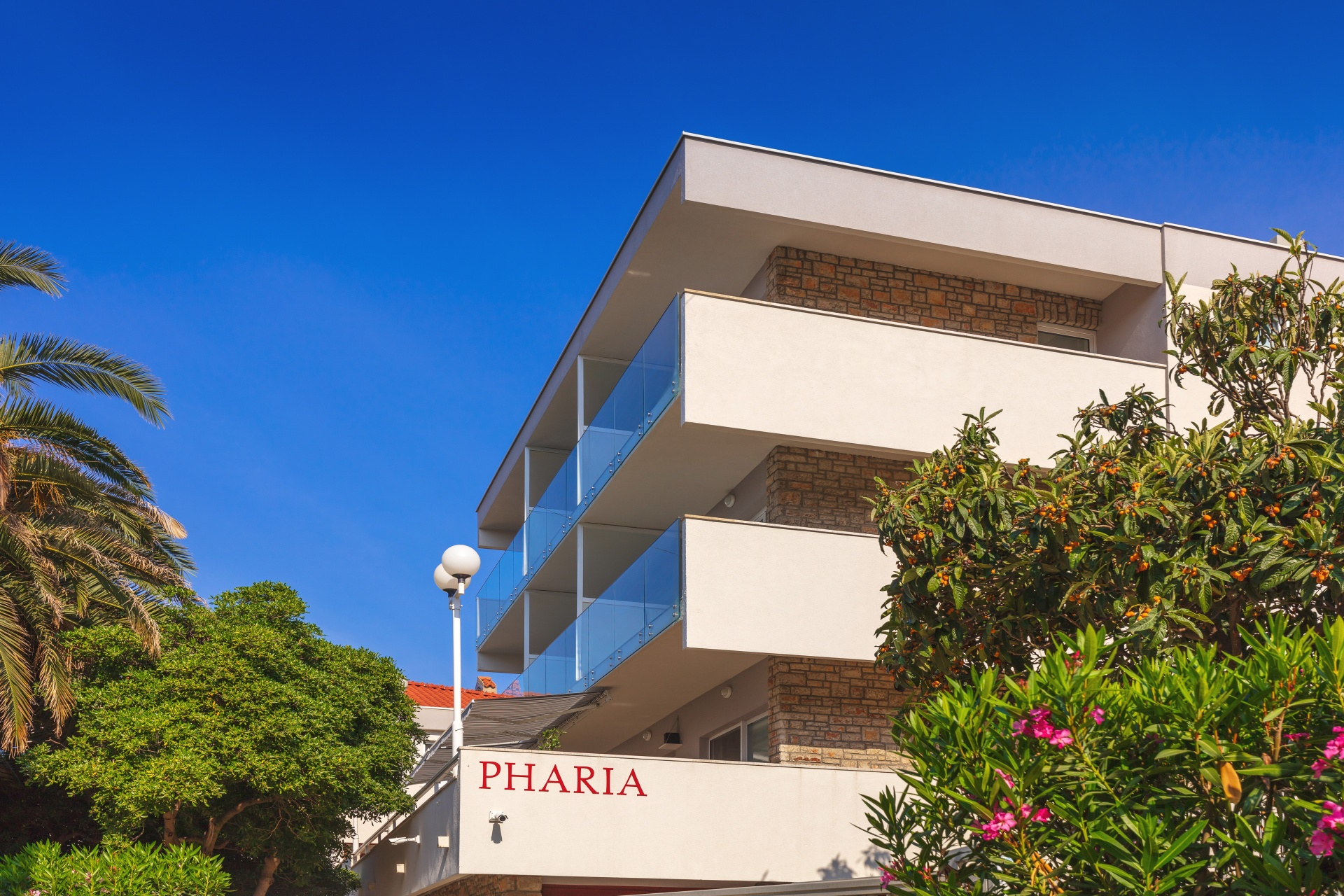 Hotel Pharia Hvar main building
